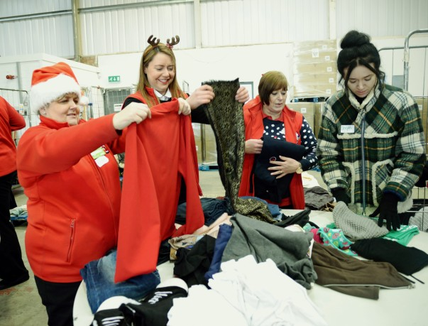 Asda Foundation donate £213,700 to the Crisis at Christmas campaign