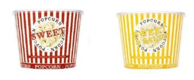 Sephra Popcorn recall
