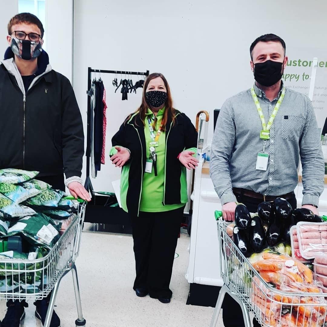 Lending a helping hand | Asda Lincoln North Hykeham