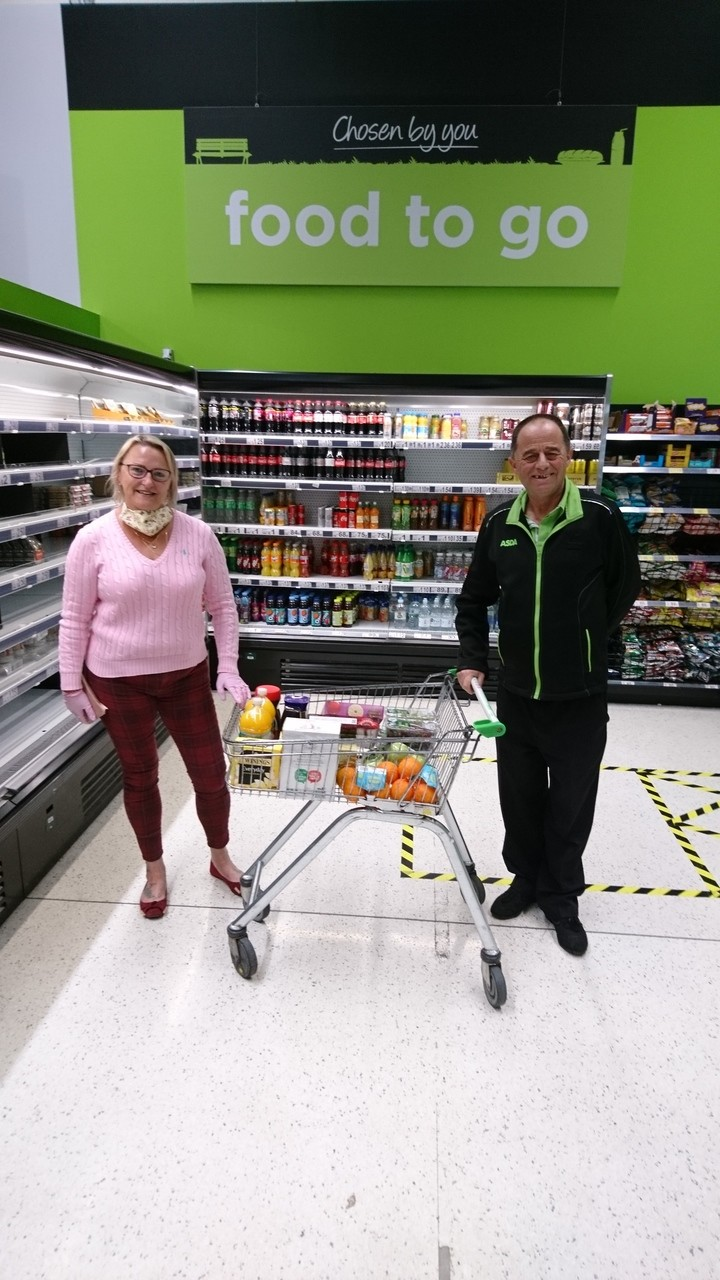 Supporting the NHS  | Asda Filton