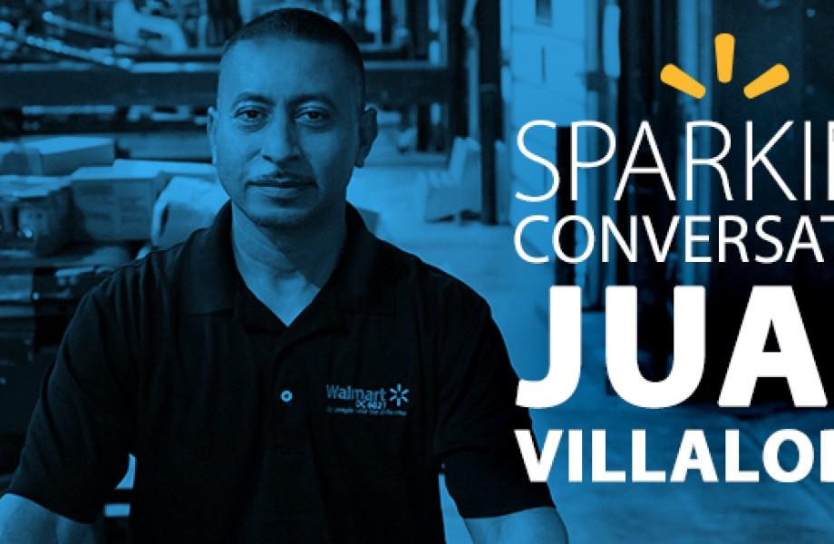 Sparking Conversation -  Juan Villalobos - Blog lead image