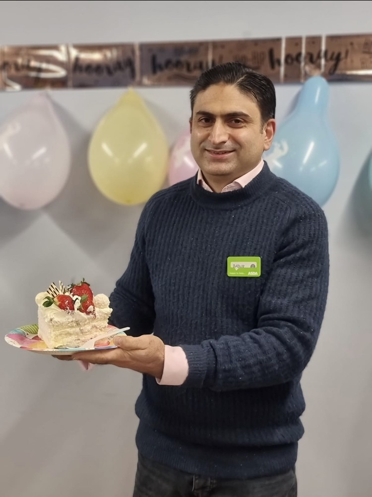Happy Birthday 🎈  | Asda Feltham