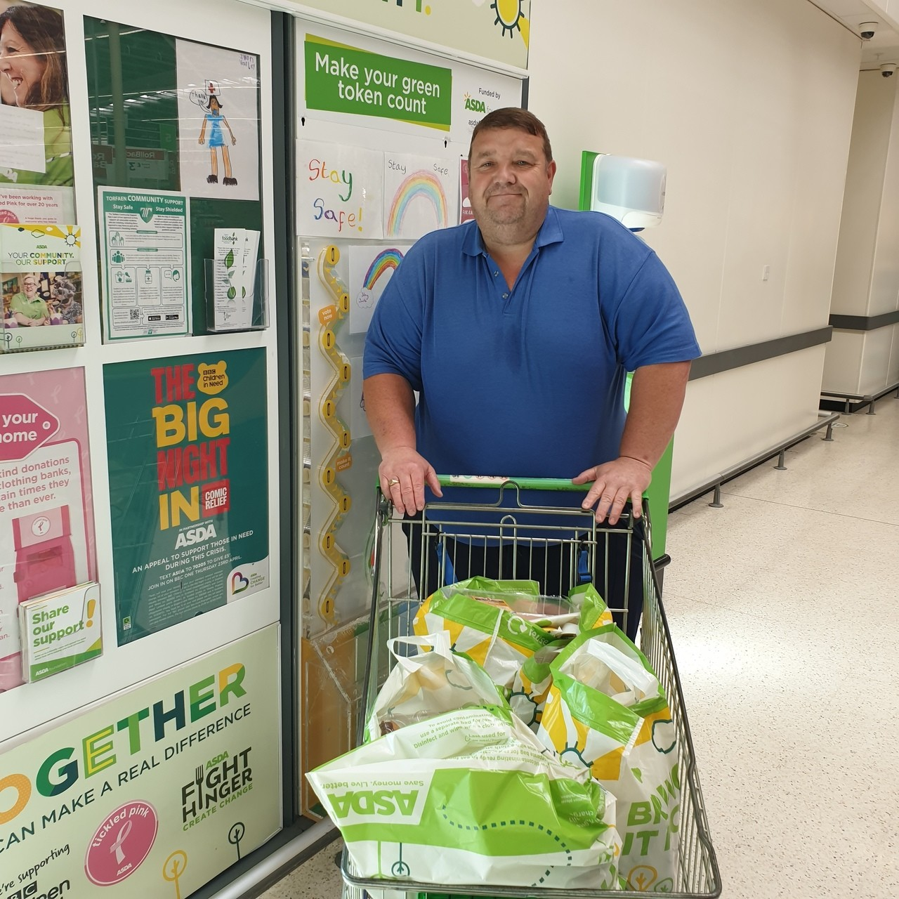 Community donation | Asda Cwmbran