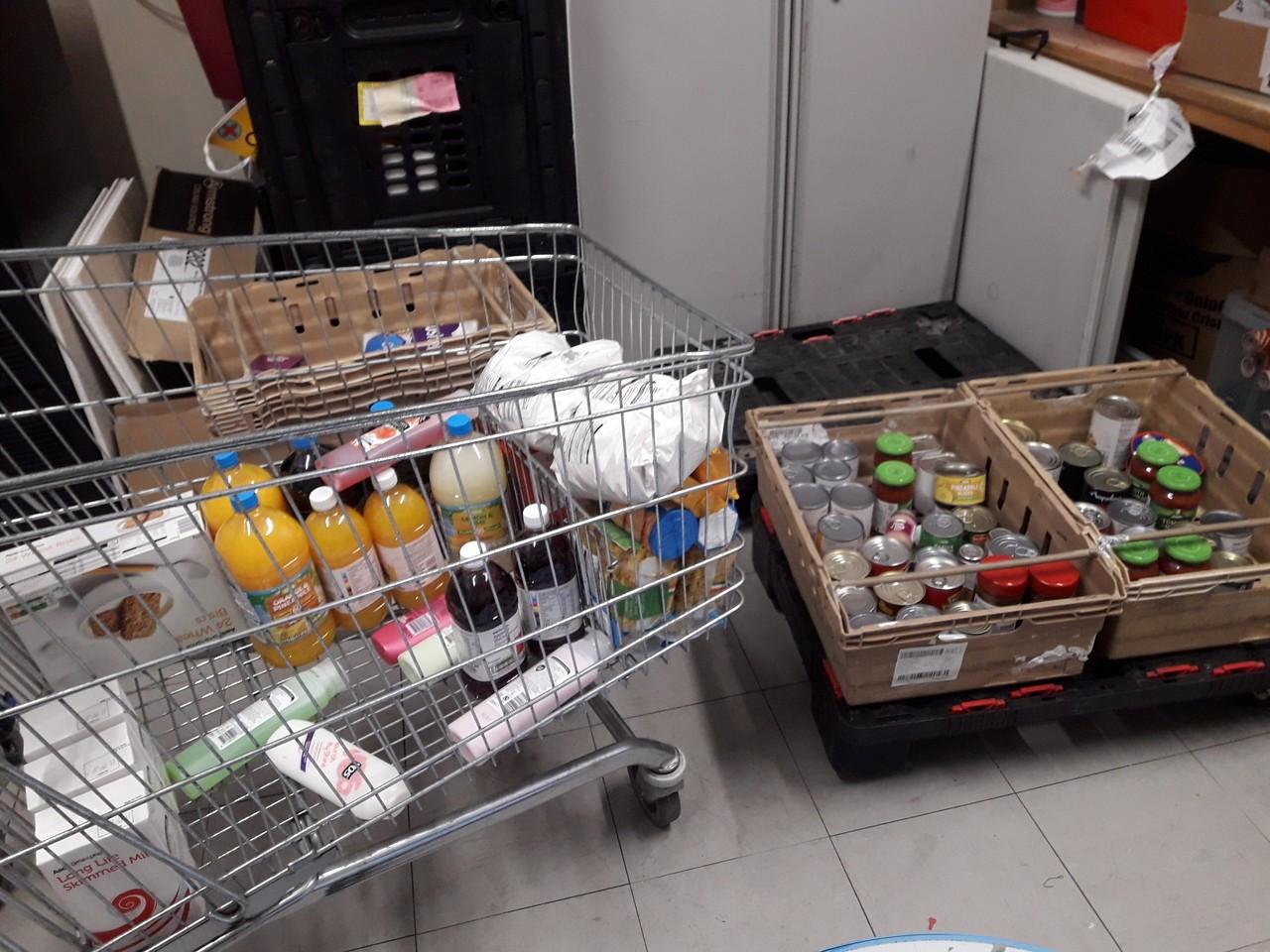 Supporting Newport Food Bank | Asda Newport