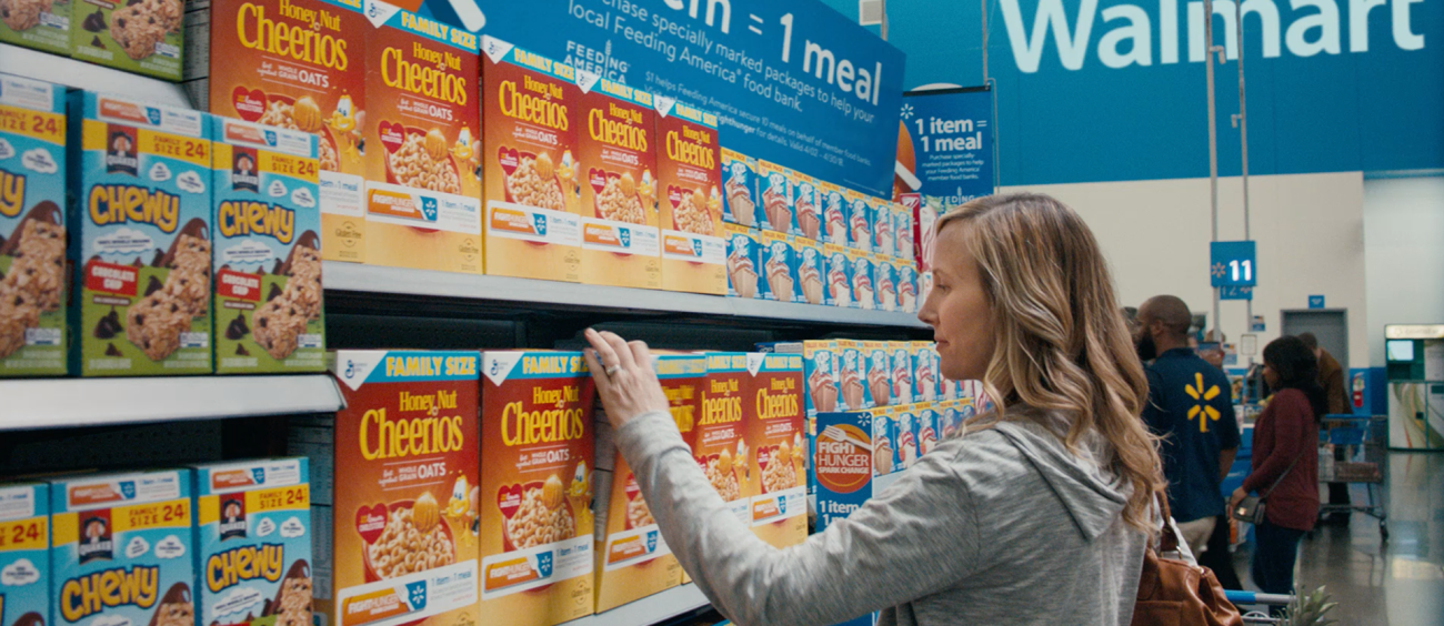 Walmart And Sams Clubs Fight Hunger Spark Change Campaign Aims