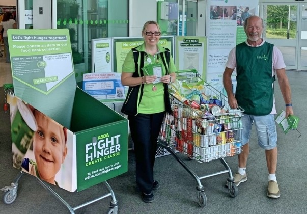 Big thanks to everyone who supported our Fight Hunger Create Change programme