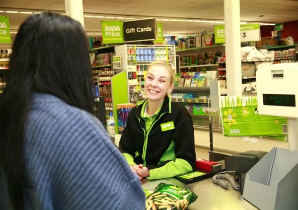 Becky Jobber from Asda Kingsthorpe