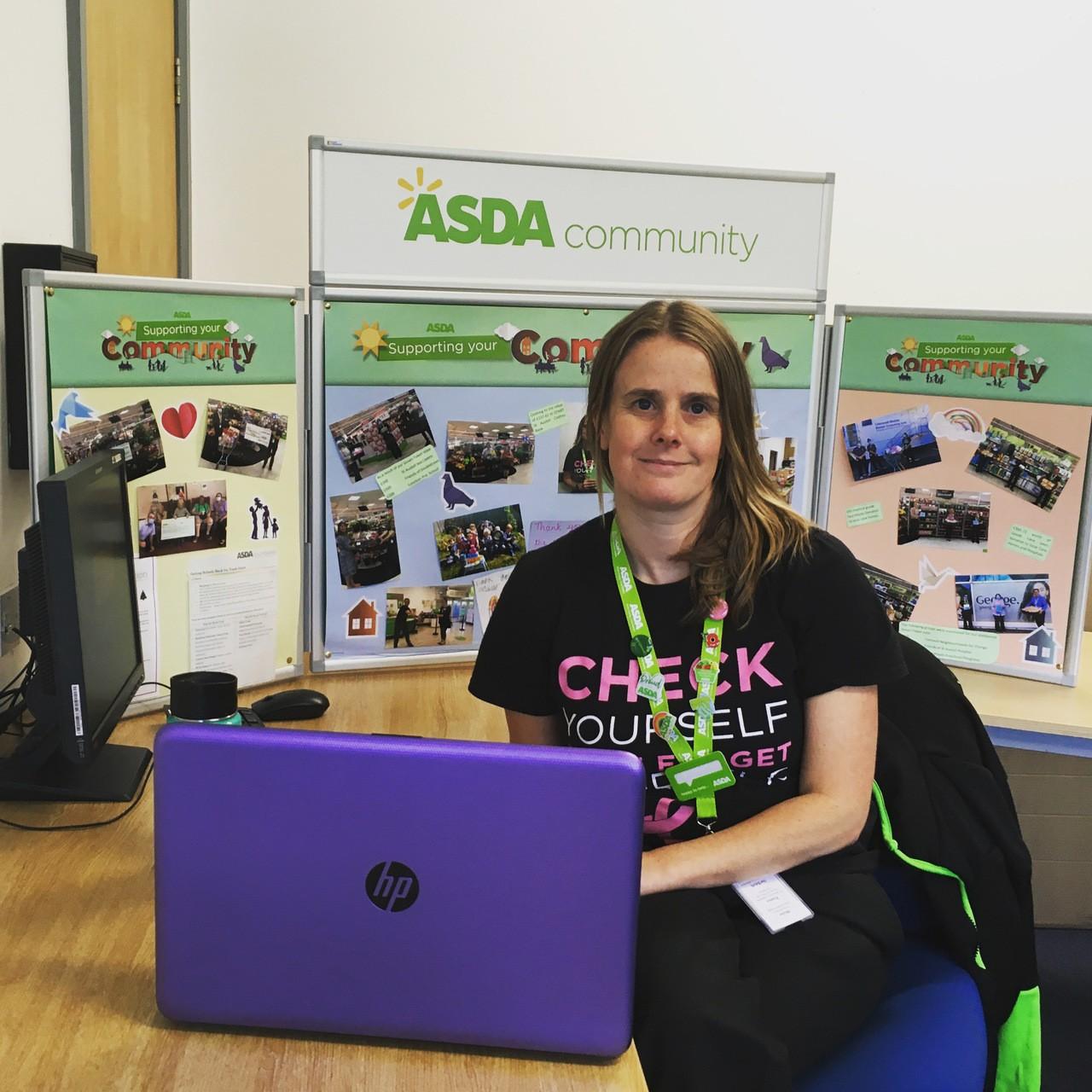 Virtual networking success | Asda St Austell