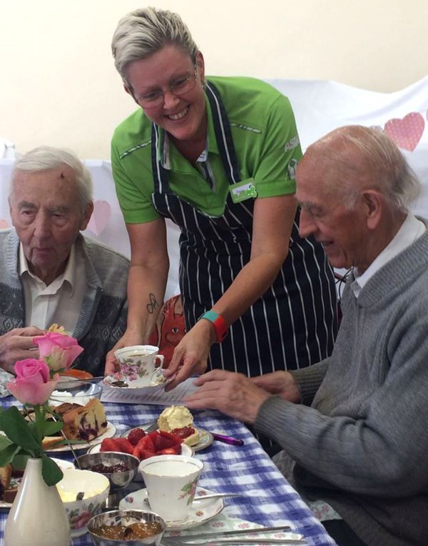 Asda community champions volunteer with local groups, organisations and good causes