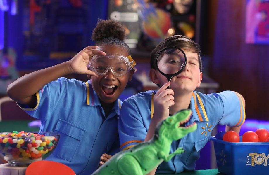 Toy Lab children testers