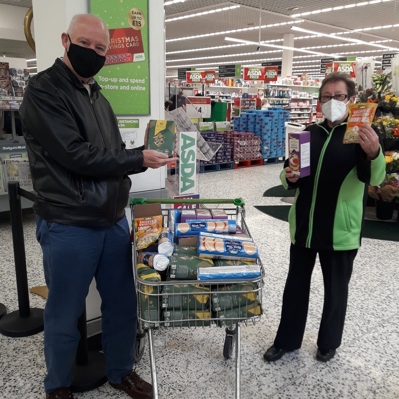 Community donation | Asda Wolverhampton