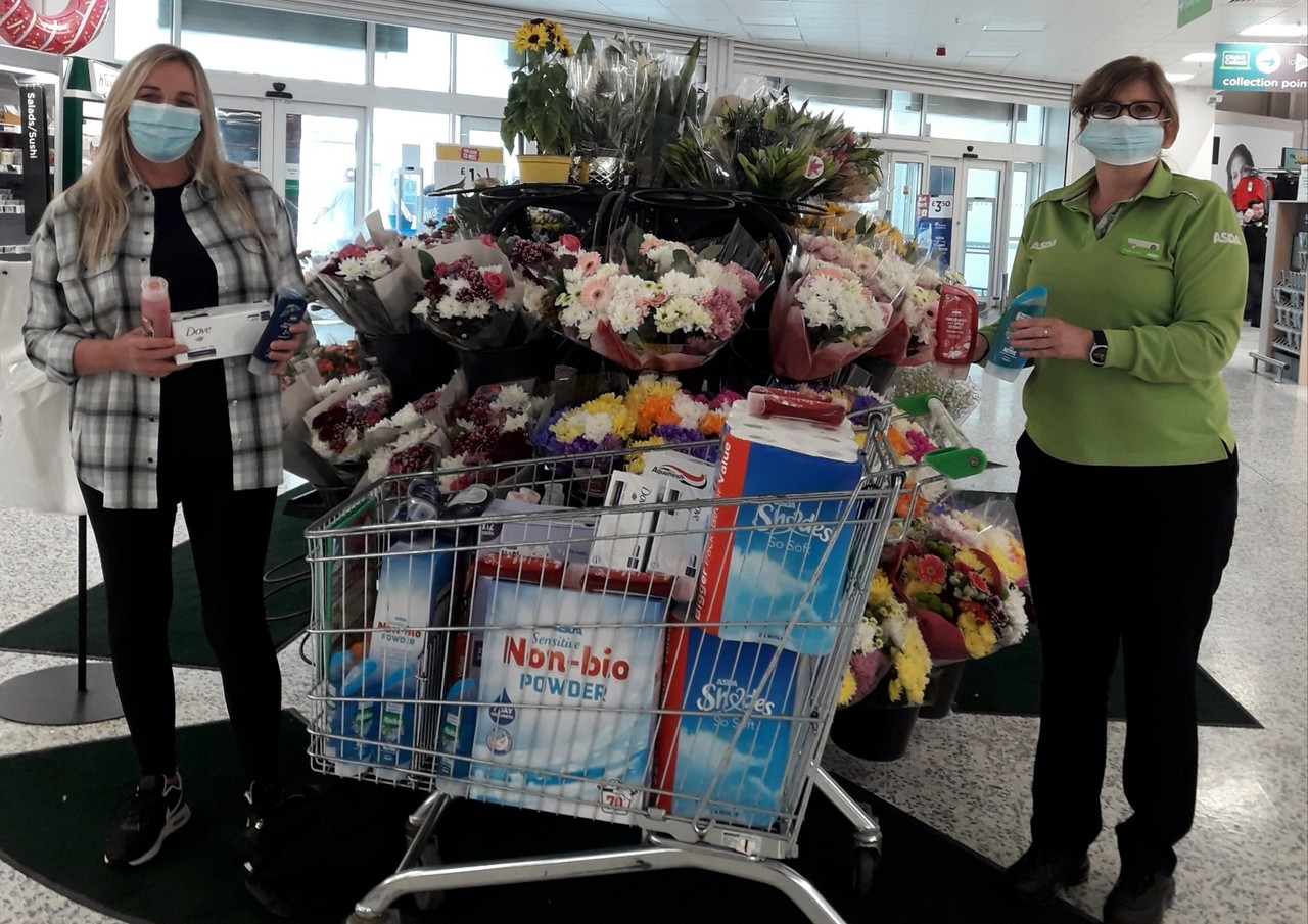 Supporting our local community | Asda Kirkcaldy