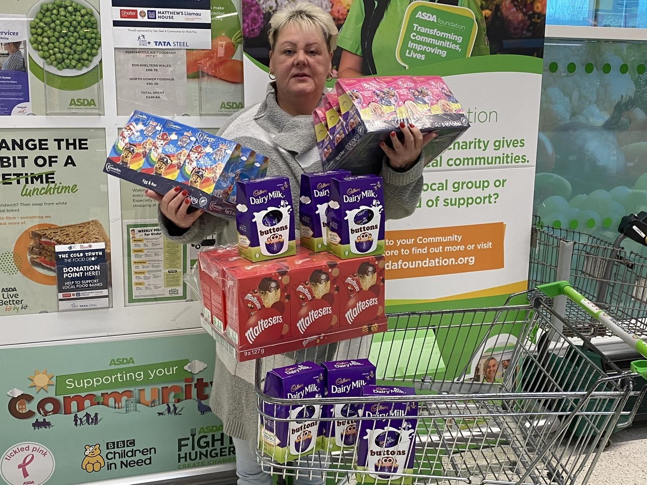 Easter eggs | Asda Gorseinon