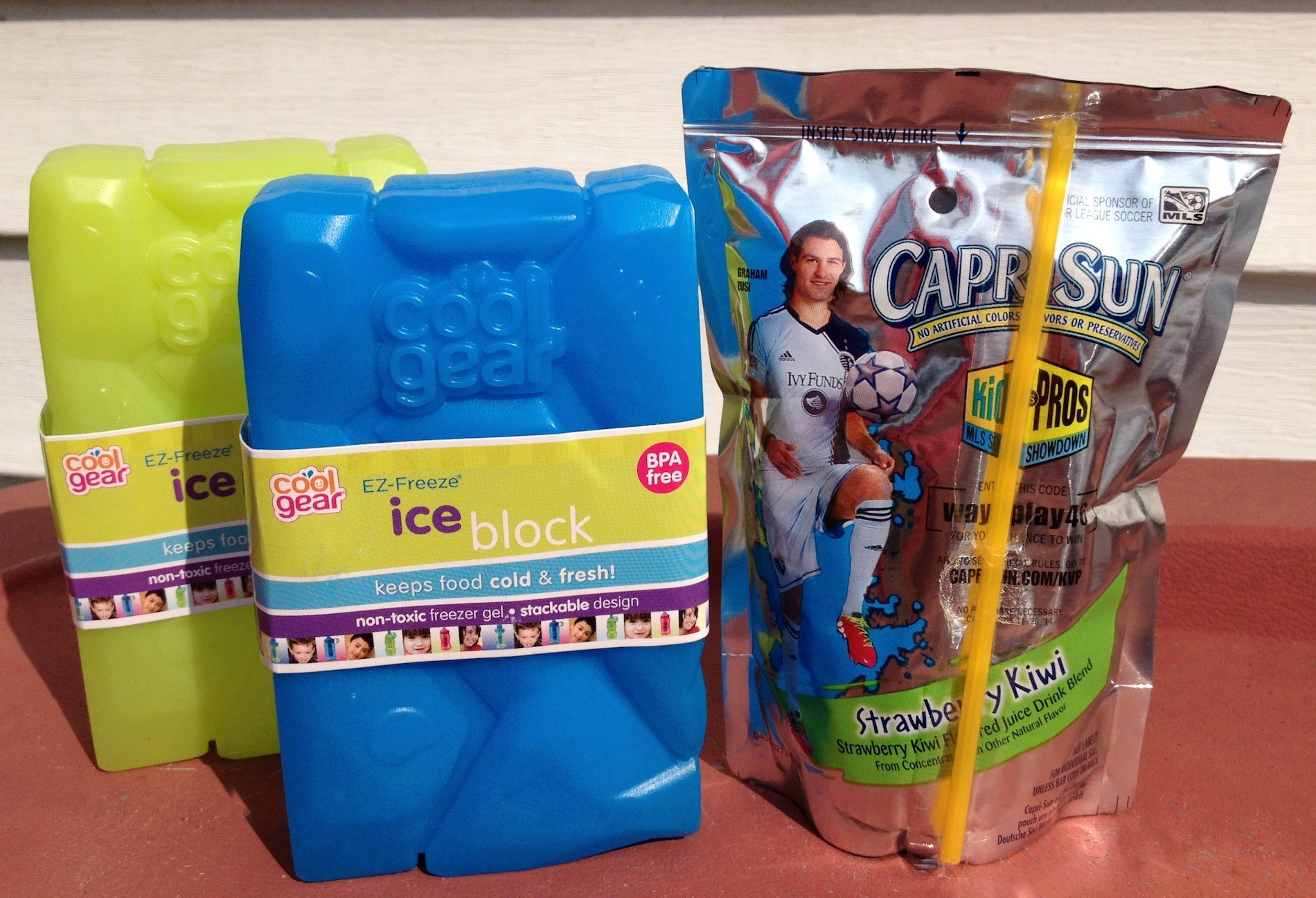 Back to school lunchbox planning
