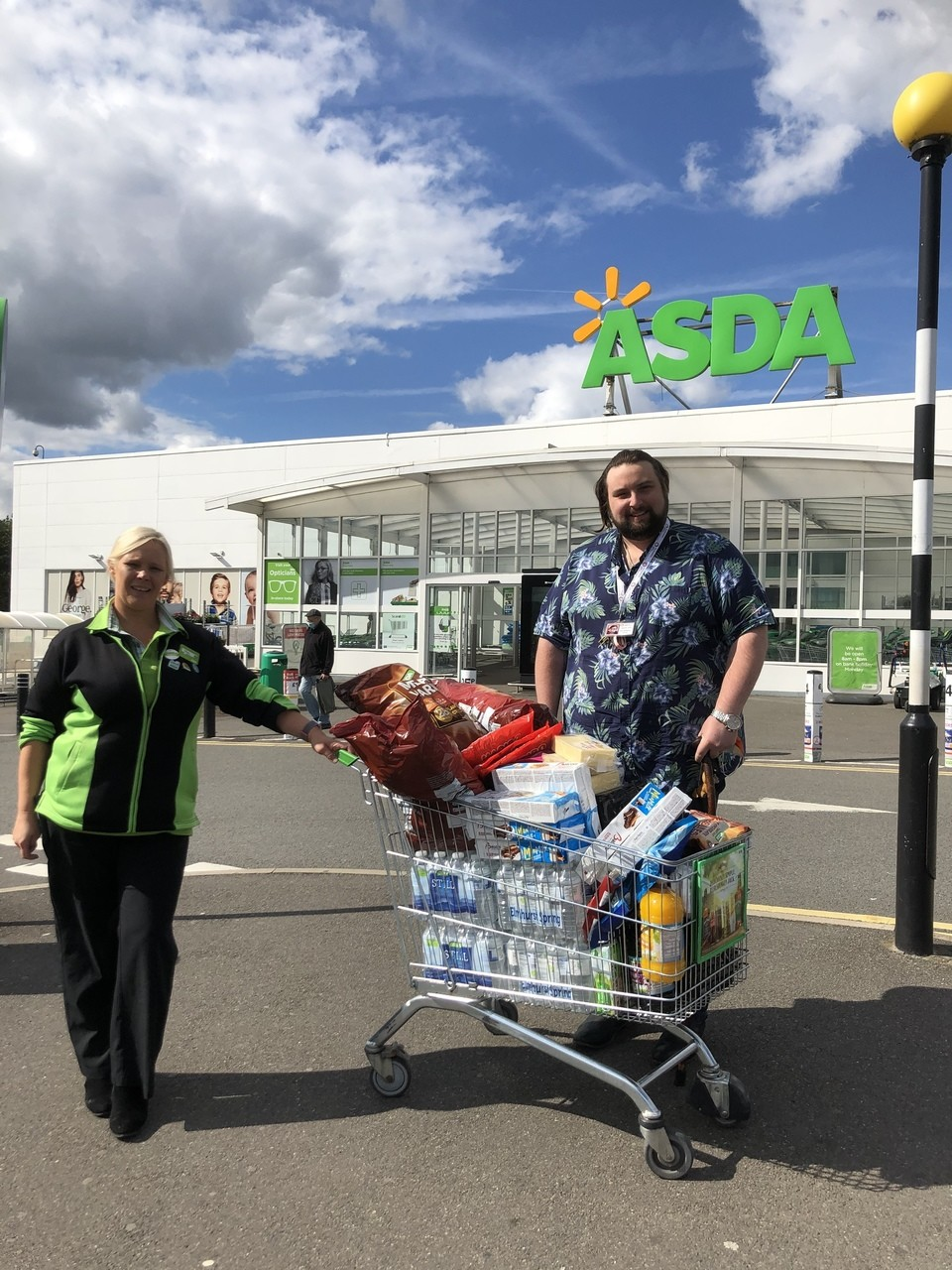 Supporting Derby Pride | Asda Derby