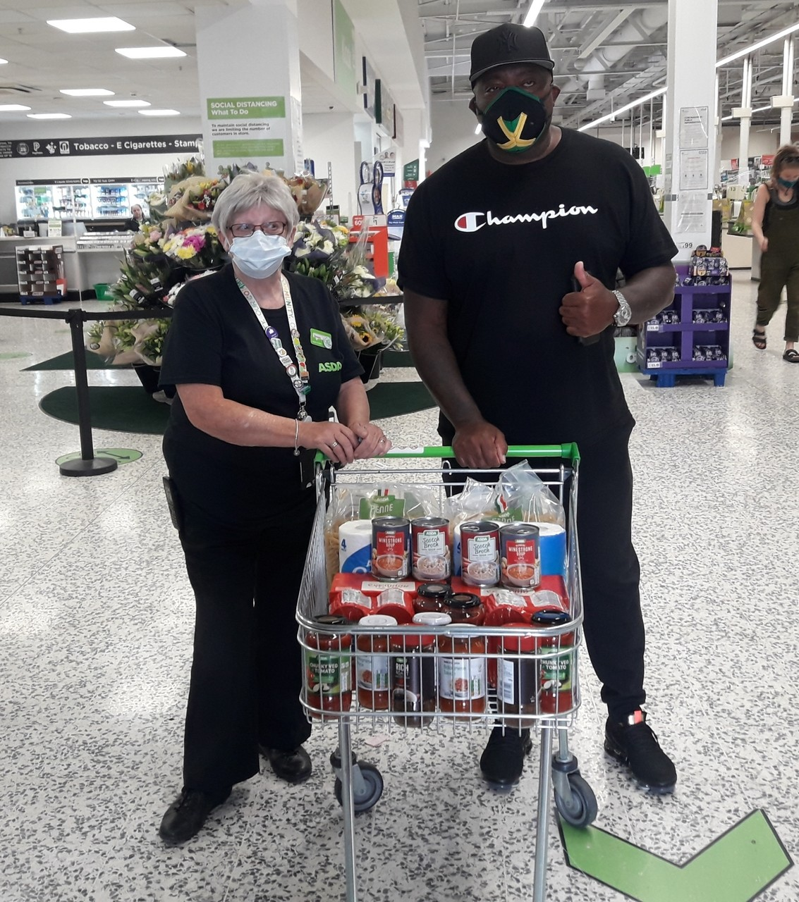 Donations to good causes | Asda Bedminster