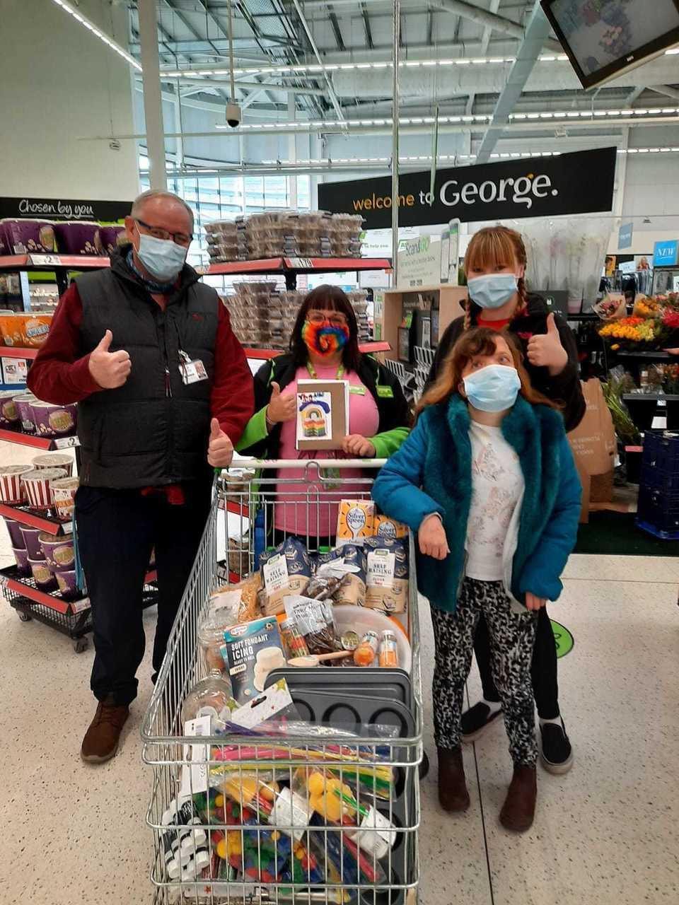 Tanglewood donation | Asda Worcester