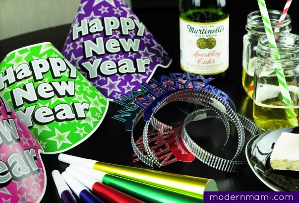 5 Ideas for a Family-Friendly New Year's Eve Party