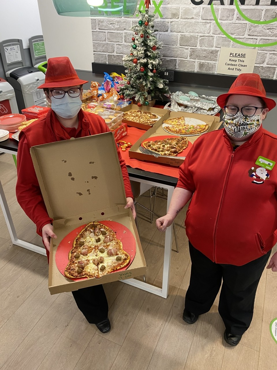 Colleague Christmas Celebration  | Asda Cookstown