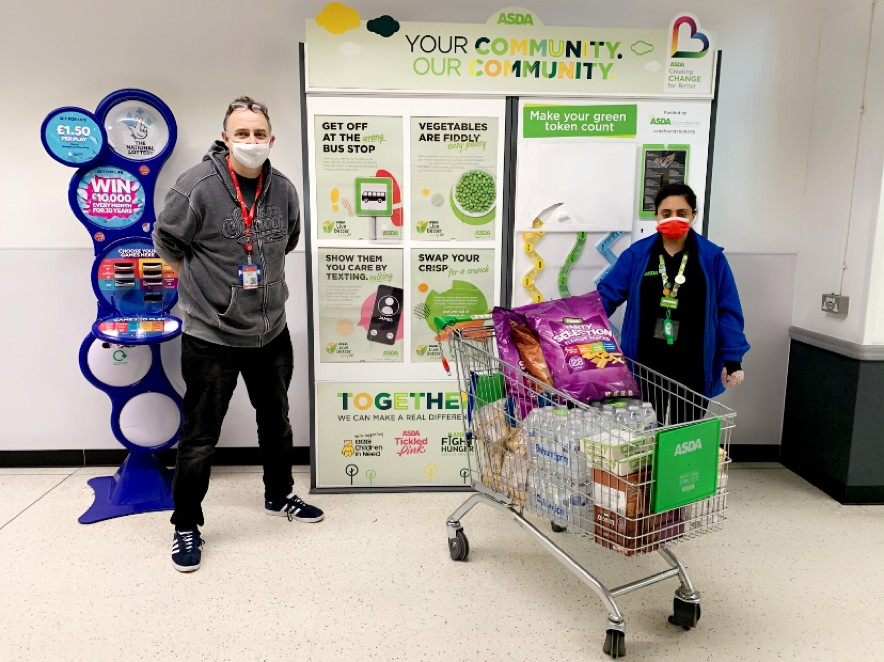 Donation to hospitals | Asda Feltham