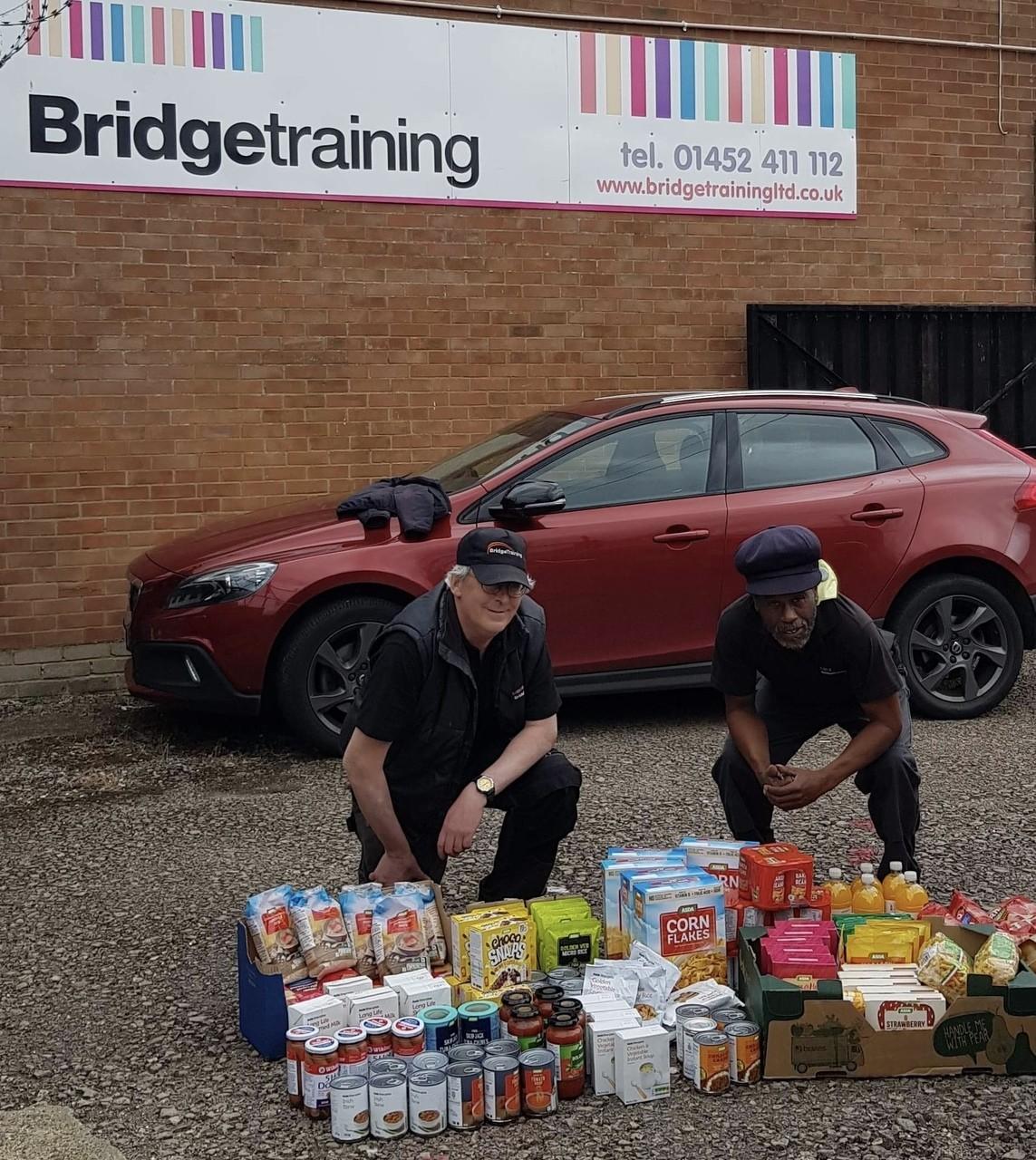 Bridge training support | Asda Gloucester