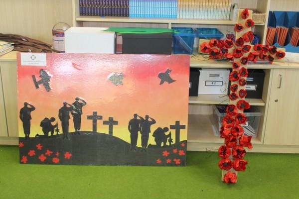 Poppy Appeal at Asda Bolton