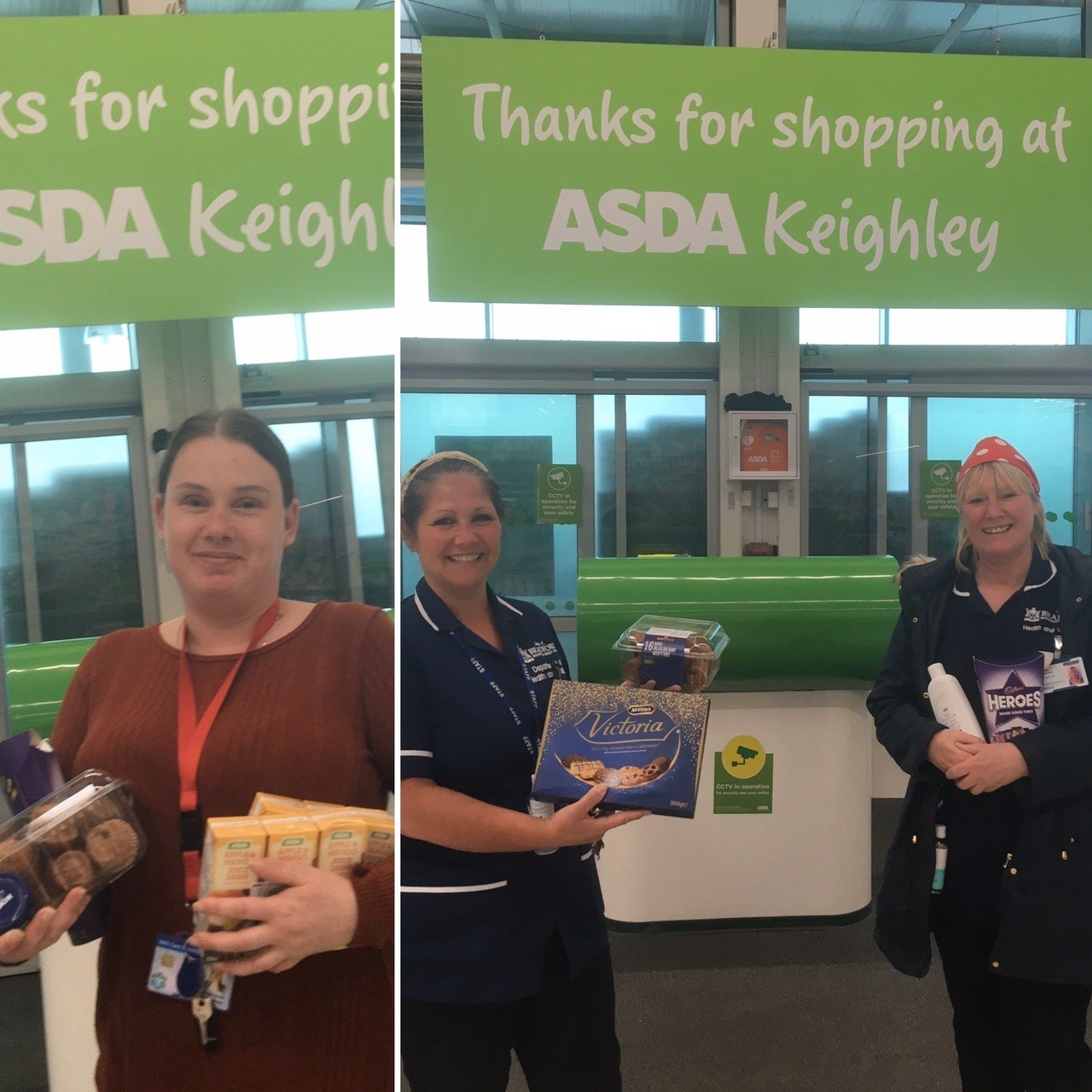Appreciation for our local Care Homes | Asda Keighley