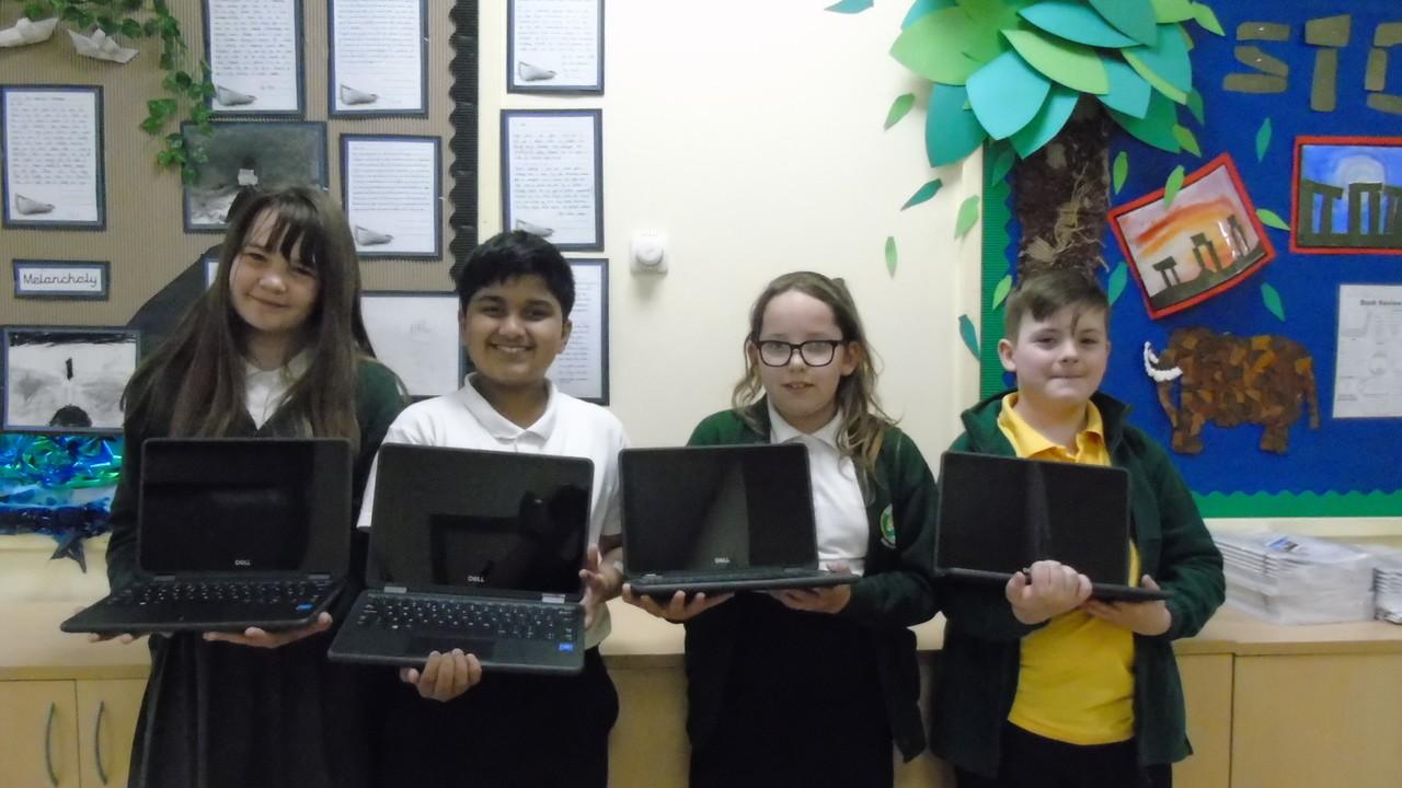 Laptops for Schools | Asda Gillingham Pier