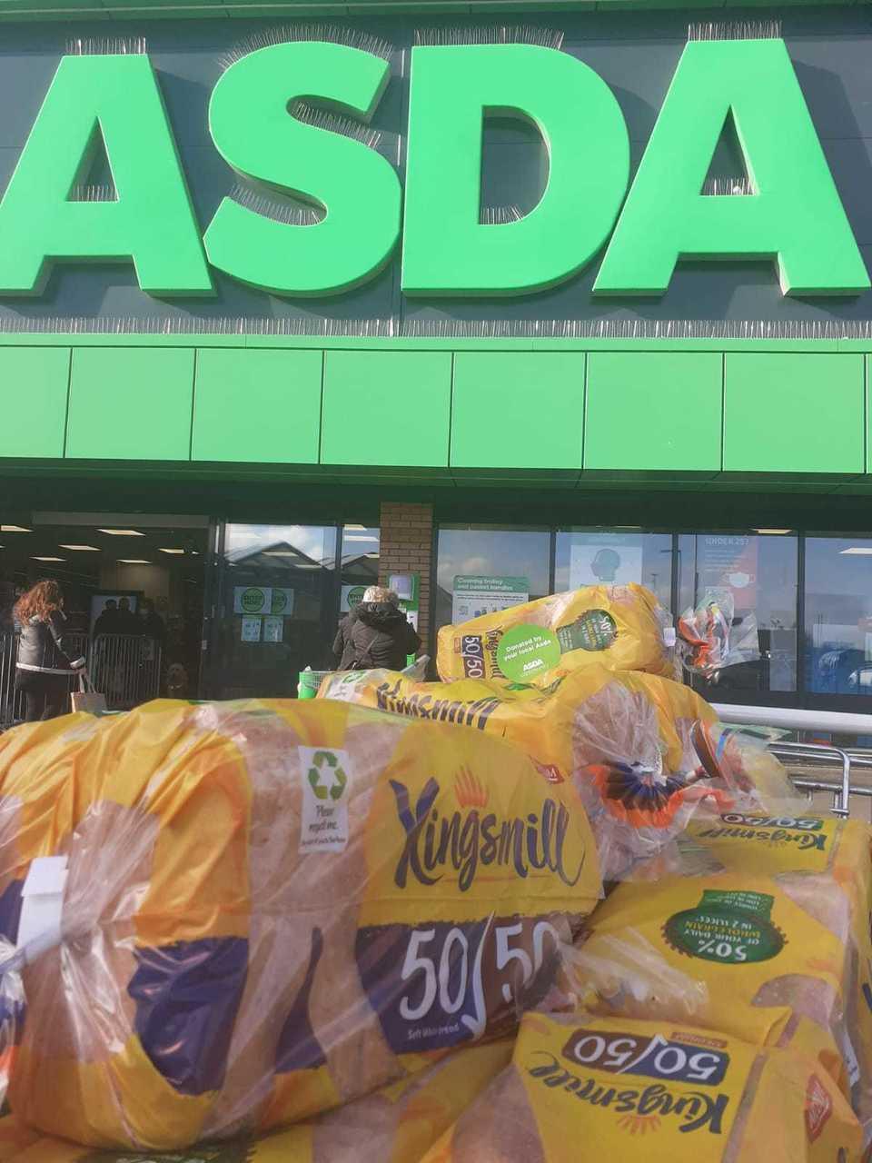 Terminal One Donation | Asda Blantyre