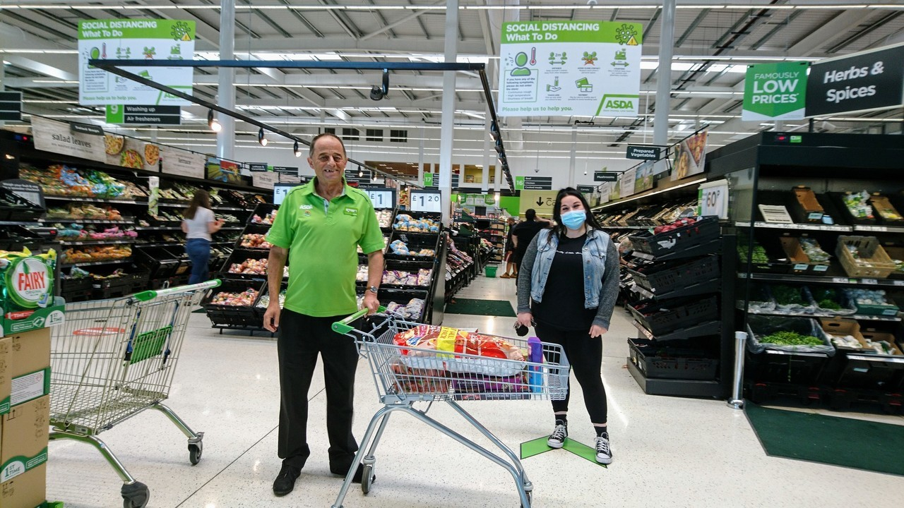 Supporting our local care homes | Asda Filton