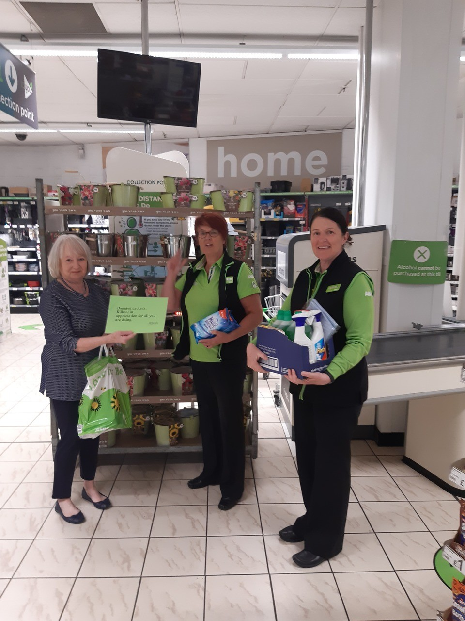 Mental health awareness  | Asda Kilkeel