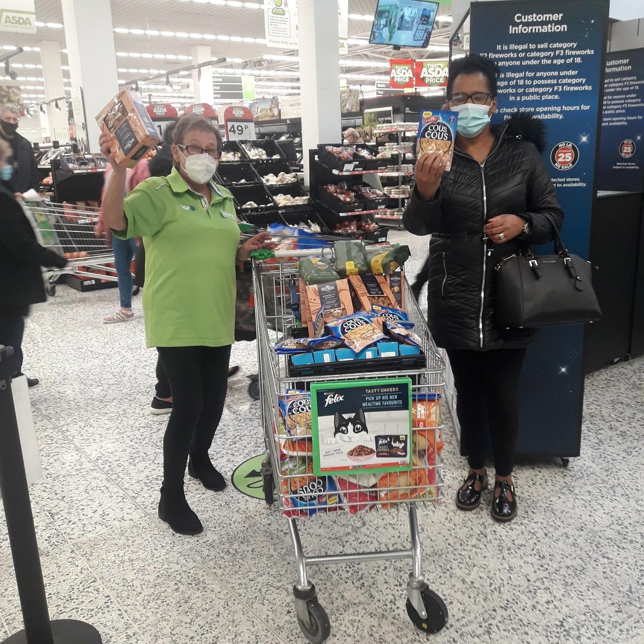 Food parcel deliveries | Asda Wolverhampton