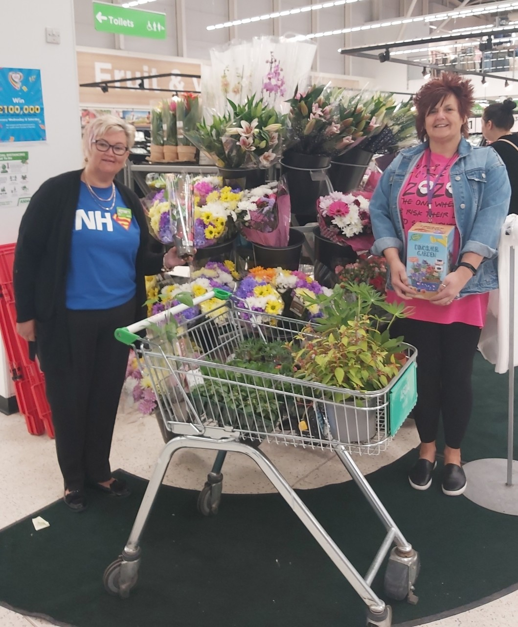 Plants for local group Accord  | Asda Donnington Wood
