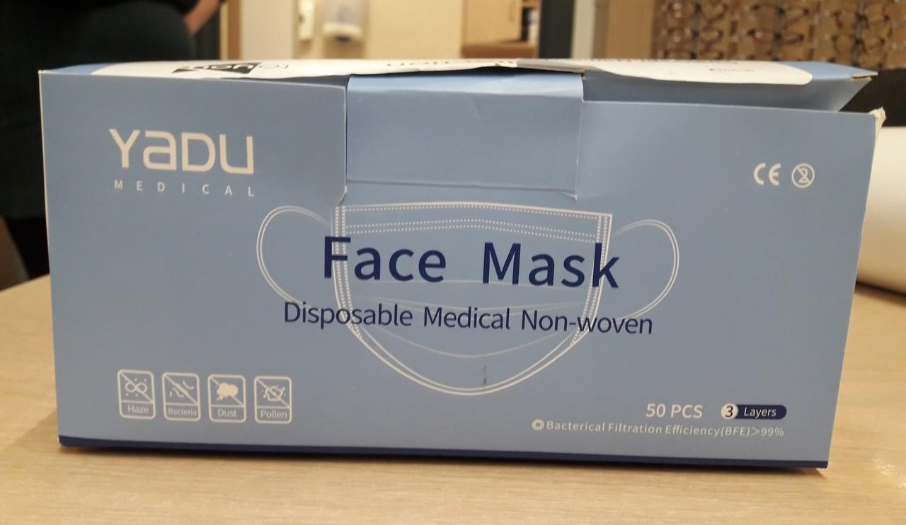 Final donation of face masks from Asda Rawtenstall | Asda Rawtenstall