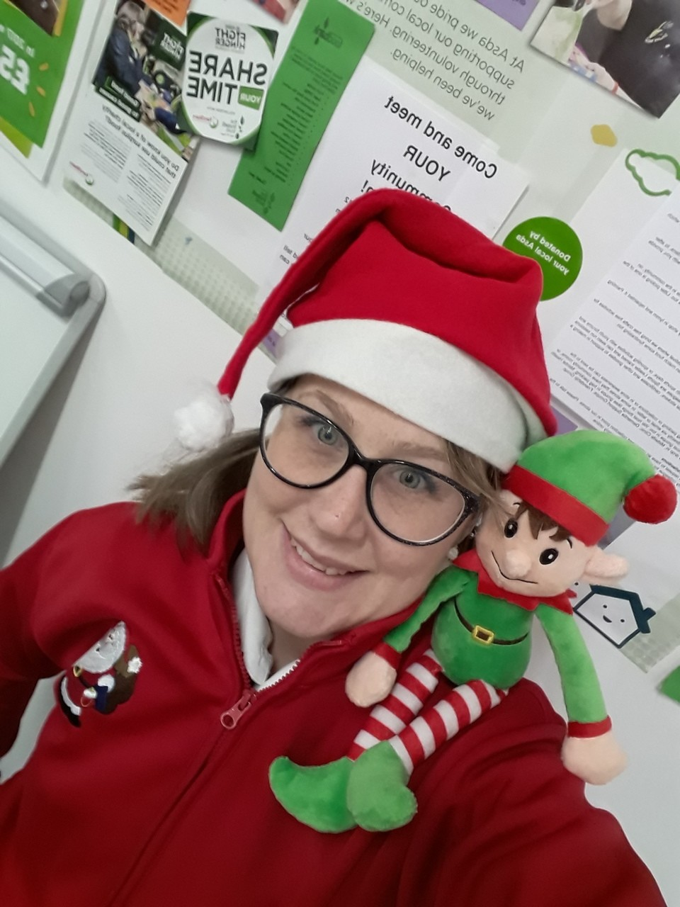 Christmas grants | Asda Warrington