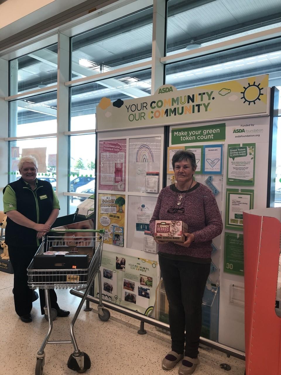 Drumcree Community Trust | Asda Portadown
