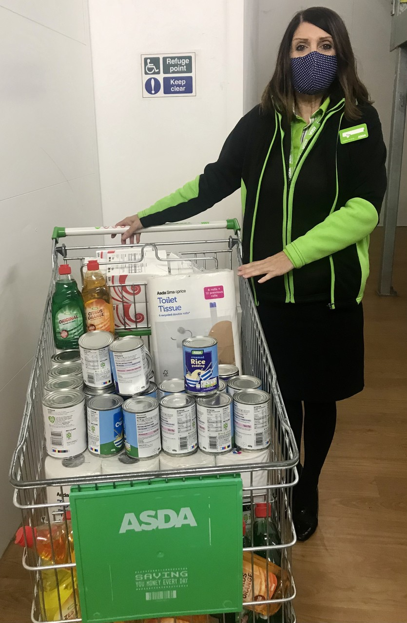 Food bank supplies | Asda Frome