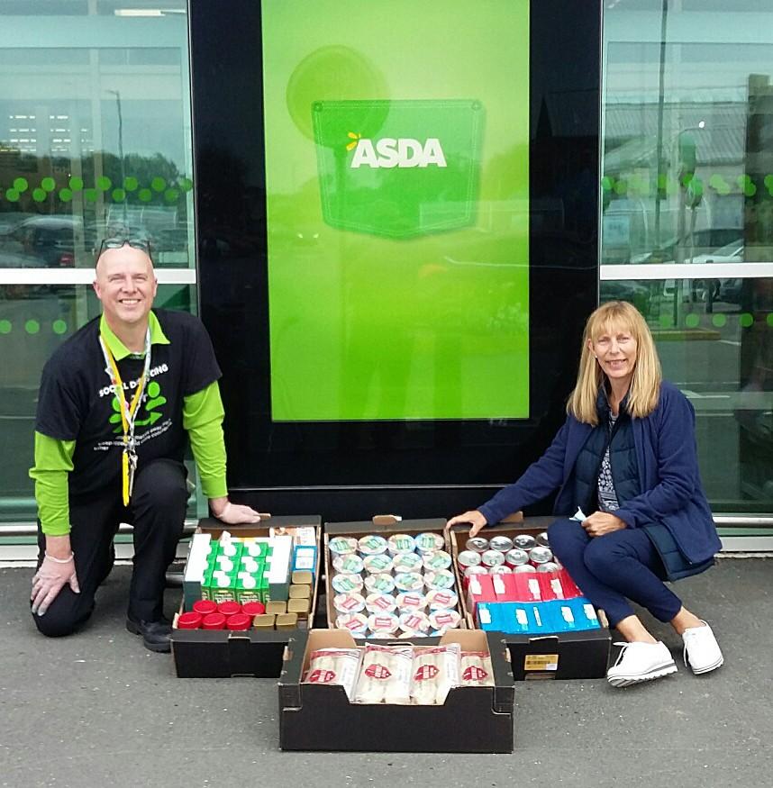 Supporting TorrAGE | Asda Bideford