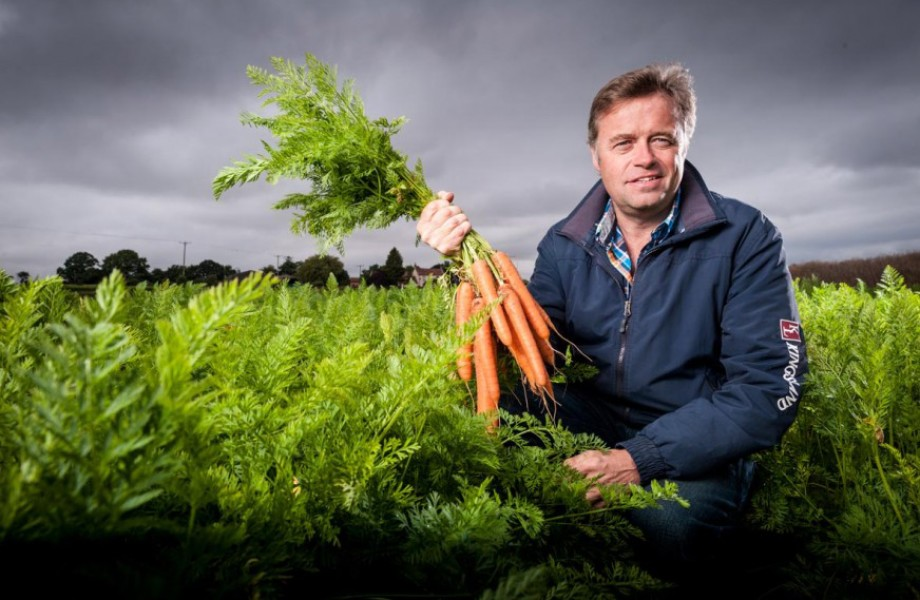 Guy Poskitt Asda Carrots
