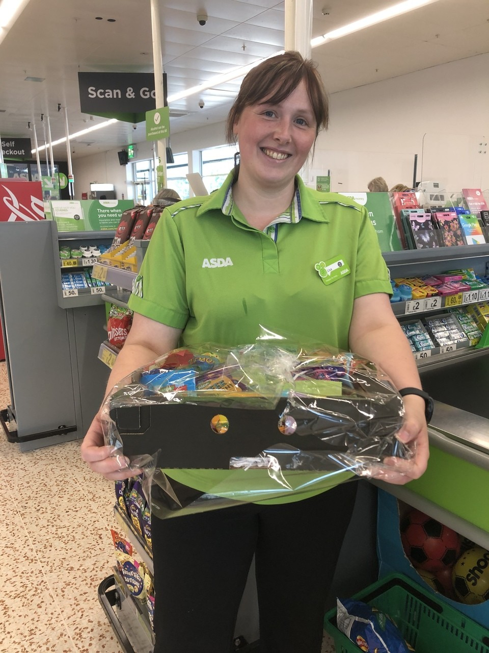 Winners of Christmas in August quiz  | Asda Cookstown