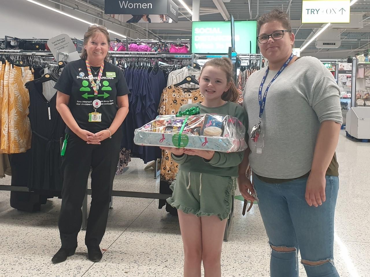 Hamper treat for school keyworkers | Asda Newport Isle of Wight