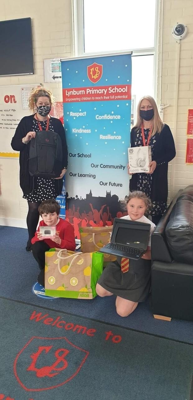 Lynburn Primary laptops | Asda St Leonards