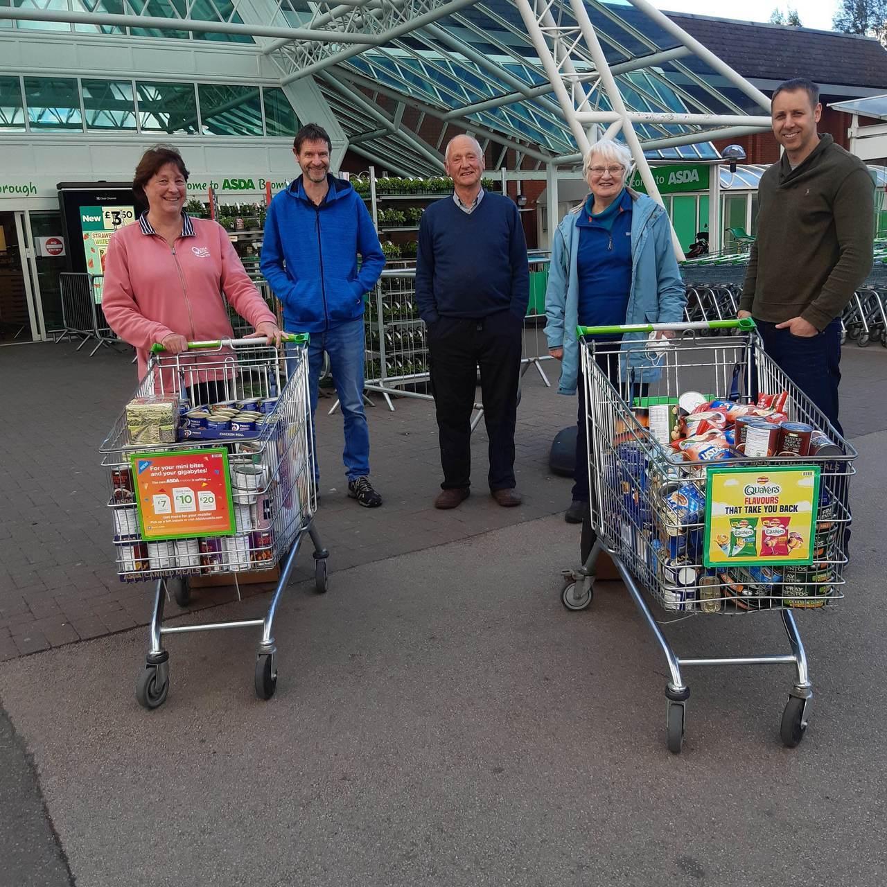 Bromborough's fifth 2021 Supporting Communities Grant | Asda Bromborough