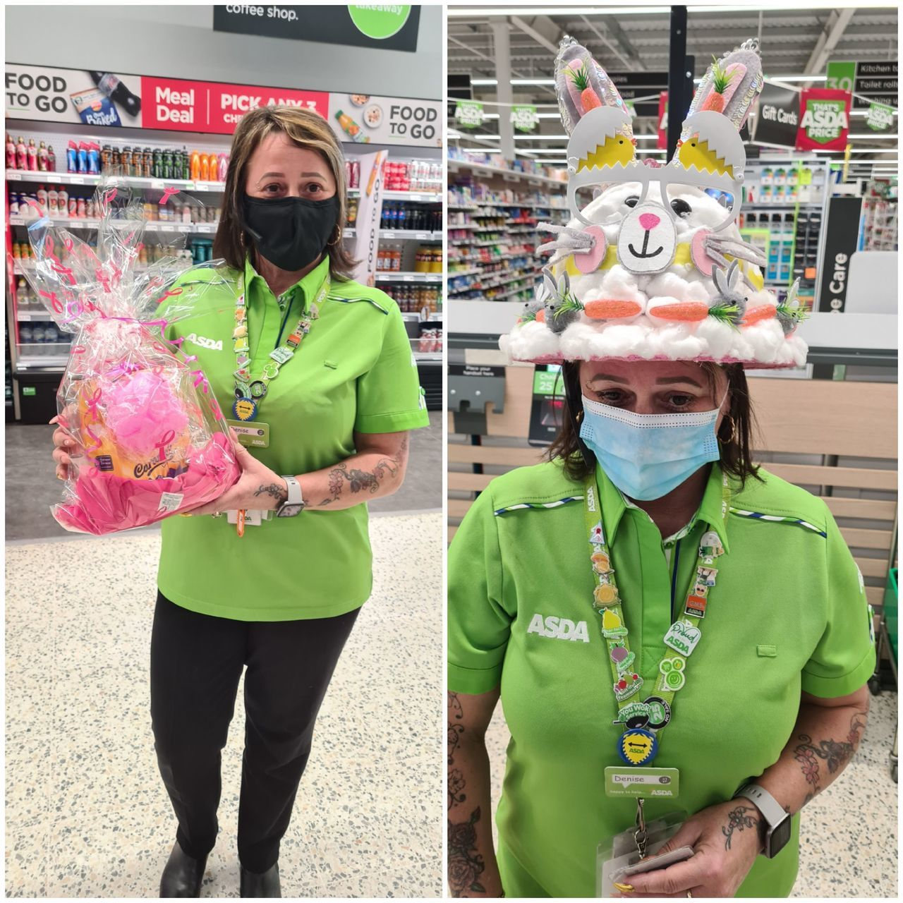 Easter prizes | Asda Newport Isle of Wight