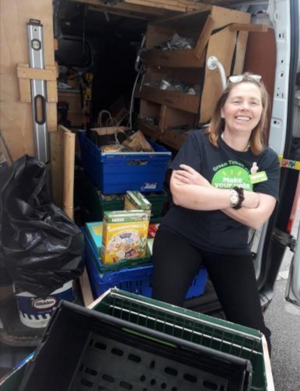 Foodbank support | Asda Newport Pillgwenlly