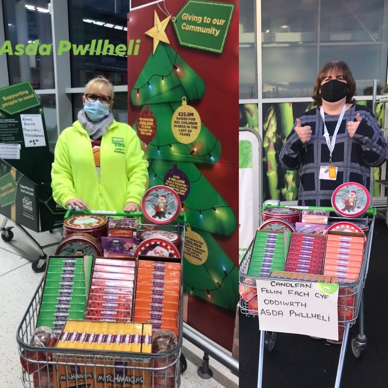 Helping people in Crisis  | Asda Pwllheli