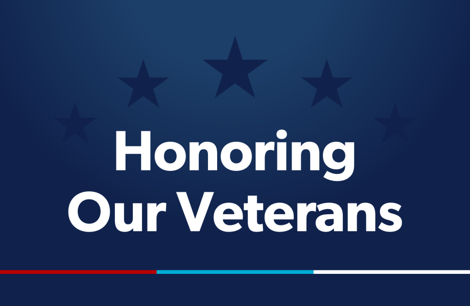 Veterans Blog Lead image