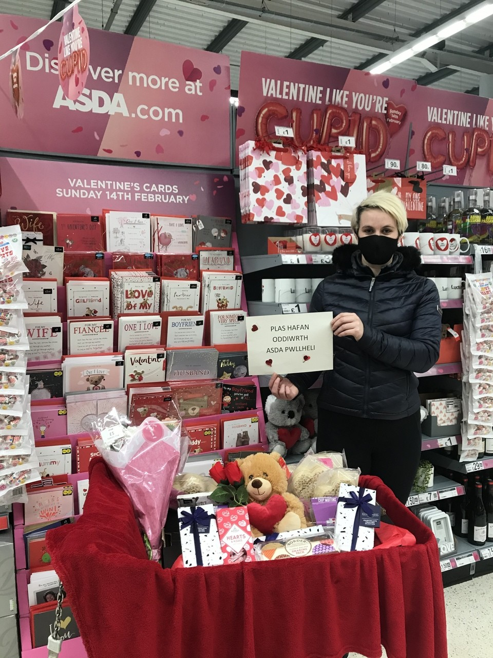 Valentines in our Community  | Asda Pwllheli