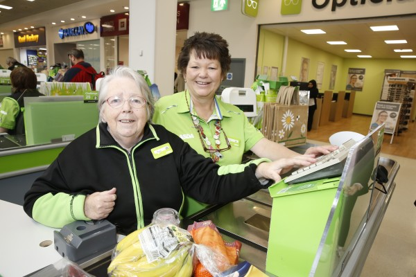 Beverley from Asda Watford arranged a special visit for carer Carol Shooter