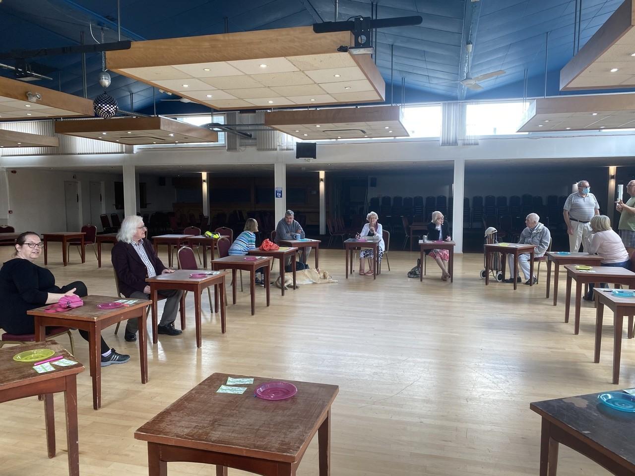 Community centre back open | Asda Gosport